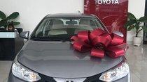 Bán xe Toyota Vios E đời 2019, màu bạc