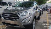 Bán xe Ford EcoSport 1.0 turbo năm 2019, hỗ trợ phí lăn bánh
