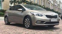 Cần bán Kia K3 2.0 đời 2015, màu vàng, xe đã qua sử dụng, biển Hà Nội