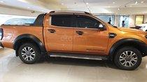 Bán ô tô Ford Ranger Wildtrak 2.2L năm sản xuất 2017, màu nâu cam, nhập khẩu, giá 675tr