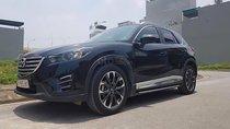 Bán Mazda CX 5 năm 2017, màu đen chính chủ, giá chỉ 799 triệu