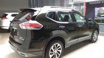 Bán Nissan X trail V Series 2.5 SV Premium 4WD đời 2018, màu đen