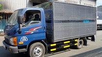 Hyundai N250 2T thùng 3m5 giá tốt vay cao 80 => 85%