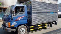 Hyundai N250 2T thùng 3m5 giá tốt vay cao 80 đến 85%