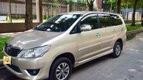 Cần bán Toyota Innova 2013 số sàn, xe nhà không kinh doanh