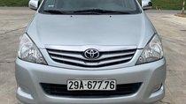 Bán Toyota Innova đời 2010, màu bạc, chỉnh chủ, giá tốt, 365 triệu đồng