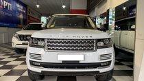 Bán LandRover Range Rover HSE 3.0 model 2016, màu trắng, nhập Mỹ full option
