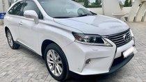Cần bán xe Lexus RX 350 năm sản xuất 2014, màu trắng, nhập khẩu nguyên chiếc