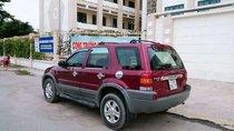 Bán Ford Escape 2003, màu đỏ, xe nhập