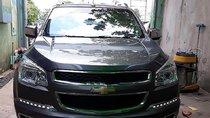 Bán Chevrolet Colorado màu xám, đời 2015, số sàn