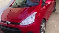 Bán Hyundai Grand i10 năm 2014, màu đỏ, nhập khẩu, số sàn