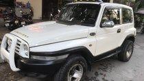 Bán ô tô Ssangyong Korando TX5 2004, màu trắng, xe nhập, giá chỉ 215 triệu