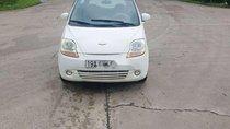 Bán Chevrolet Spark sản xuất 2009, màu trắng, xe tư nhân chính chủ vừa đăng kiểm
