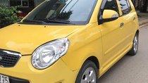 Cần bán Kia Morning đời 2009, màu vàng, nhập khẩu, giá tốt