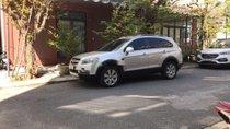 Cần bán xe Chevrolet Captiva năm 2010, màu bạc