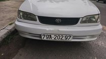 Cần bán gấp Toyota Corolla sản xuất 1999, màu trắng, 99tr