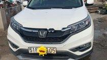 Bán ô tô Honda CR V AT sản xuất 2015, màu trắng, giá chỉ 850 triệu