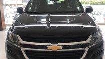 Bán Chevrolet Trailblazer 2019, màu đen, nhập khẩu Thái