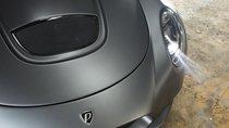 Chi tiết mẫu siêu xe Puritalia Berlinetta hybrid mạnh gần 1.000 mã lực