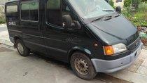 Cần bán Ford Transit đời 2000, 6 chỗ, không niên hạn màu xanh