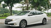 Chỉ 196tr, sở hữu Honda Civic 2019, khuyến mãi TM+BHVC+PK