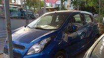 Ngân hàng bán thanh lý đấu giá xe ô tô Chevrolet Spark đăng ký lần đầu 2016, màu xanh lam