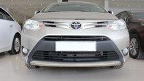 Cần bán Toyota Vios E 1.5AT sản xuất 2018, màu vàng, giá chỉ 495 triệu