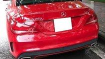 Cần bán Mercedes CLA250 năm 2014, màu đỏ, nhập khẩu