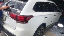 Bán Mitsubishi Outlander 2.4 CVT đời 2017, màu trắng, nhập từ Nhật