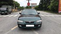 Bán xe Mazda 626 2.0MT sản xuất 2001, màu xanh lục, Việt Nam có con mới hơn biếu xe