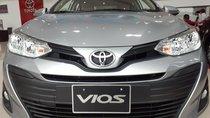 Toyota Vios 1.5E CVT 2019 Cập nhật giá mới, giảm trực tiếp tiền mặt và nhiều quà tặng hấp dẫn ngay trong tháng 8