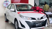 Bán xe Toyota Vios E MT 2019, mới 100%