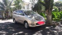 Bán xe Toyota Innova đời 2011, màu vàng cát, giá chỉ 440 triệu