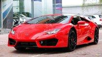 Cần bán Lamborghini Huracan đời 2015, màu đỏ, nhập khẩu