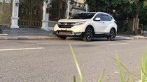 Bán xe Honda CR V L đời 2019, màu trắng, nhập khẩu nguyên chiếc