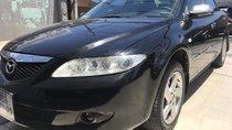 Cần bán xe Mazda 6 2.3AT sản xuất năm 2015, màu đen, giá 280tr