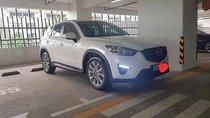 Xe Mazda CX 5 2.0 AT 4WD 2015, màu trắng