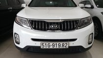 Cần bán xe Kia Sorento GATH 2.4AT model 2019, màu trắng, biển số SG