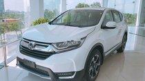 Bán xe Honda CR V sản xuất 2019, màu trắng, nhập khẩu Thái Lan