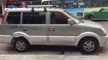 Cần bán Mitsubishi Jolie sản xuất năm 2005, màu bạc xe gia đình
