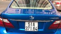 Bán Lexus LS 450L đời 2016, màu xanh lam, nhập khẩu