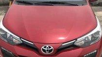 Bán Toyota Yaris 1.5G 2019, màu đỏ, xe nhập