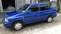Bán xe Kia Pride sản xuất năm 1997, màu xanh, form thể thao, có cam lùi