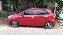 Chính chủ bán xe Hyundai Grand i10 1.0MT 2015, màu đỏ, nhập khẩu