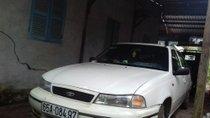 Gia đình bán Daewoo Cielo sản xuất 1996, màu trắng, xe nhập