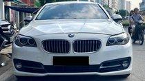 Bán BMW 535i 3.0L trắng/kem sản xuất 2014