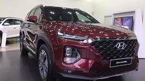 Bán ô tô Hyundai Santa Fe 2.4L đời 2019, màu đỏ