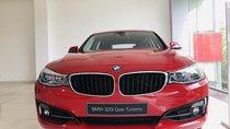 BMW 320i GT màu đỏ, xe nhập khẩu Châu Âu, thể thao, sang trọng