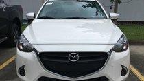 Bán xe Mazda 2 đời 2019, màu trắng, xe nhập Thái ưu đãi lên đến 50tr trong tháng 8