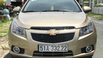 Cần bán xe Chevrolet Cruze LT đời 2012, màu ghi